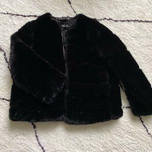 Faux Fur small jacket /coat